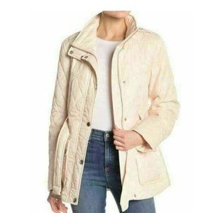 NEW! Quilted Insulated Belted Jacket - London Fog